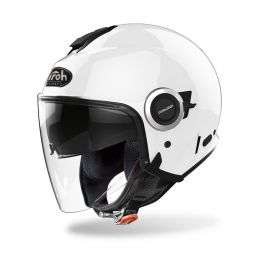 KASK AIROH HELIOS COLOR WHITE GLOSS XS