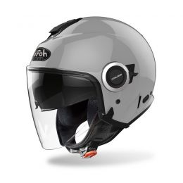 KASK AIROH HELIOS COLOR SILVER XS