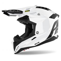 KASK AIROH AVIATOR 3 COLOR WHITE GLOSS XS