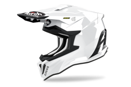 KASK AIROH STRYCKER COLOR WHITE GLOSS XS