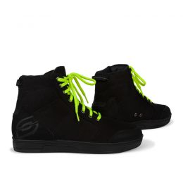 BUTY OZONE TOWN BLACK/FLO YELLOW 41