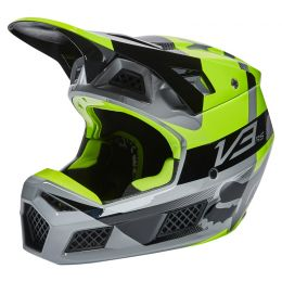 KASK FOX V3 RS RIET FLUORESCENT YELLOW L