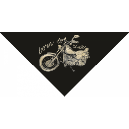 Chusta bandana Choppers Division Born to Ride