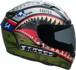 Kask motocyklowy Bell Qualifier DLX Mips Devil May Care O