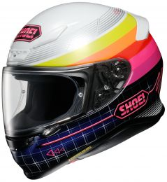 Kask integralny SHOEI NXR – Zork TC-7