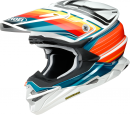 Kask off-road SHOEI VFX-WR PINNACLE TC-8