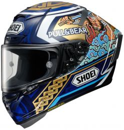 Kask integralny SHOEI X-SPIRIT 3 MOTEGI 3 TC-2