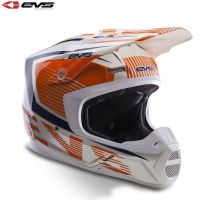 KASK EVS T5 VECTOR ORANGE/BLUE