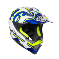 Kask off-road AGV AX-8 Evo Top - Ranch