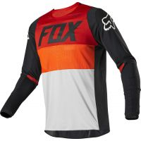 Bluza off-road Fox 360 Bann – szara