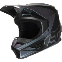 Kask off-road Fox V-1 Weld SE – czarna Iridium