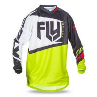 Bluza OFF-ROAD FLY RACING F-16 Black/Lime