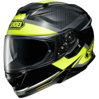 Kask integralny Shoei GT-Air II Affair TC-3 czarno-fluo