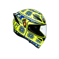 Kask integralny AGV K1 – Winter Test 2015