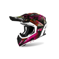 Kask off-road Airoh Aviator Ace Insane