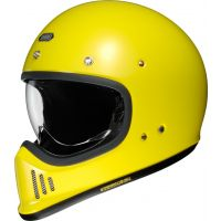 Kask off-road SHOEI EX-Zero – żółty