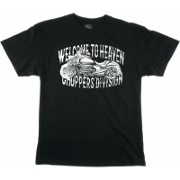 Koszulka T-shirt Choppers Division Welcome to Heaven