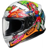 Kask integralny Shoei NXR Stimuli TC-10