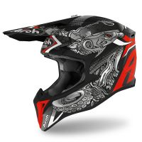 Kask off-road Airoh Wraap Octopus
