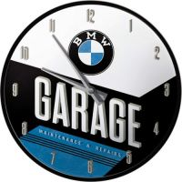 Zegar ścienny BMW Garage Maintenance and Repairs
